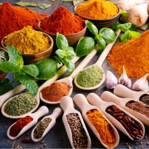 Secrets of Spices