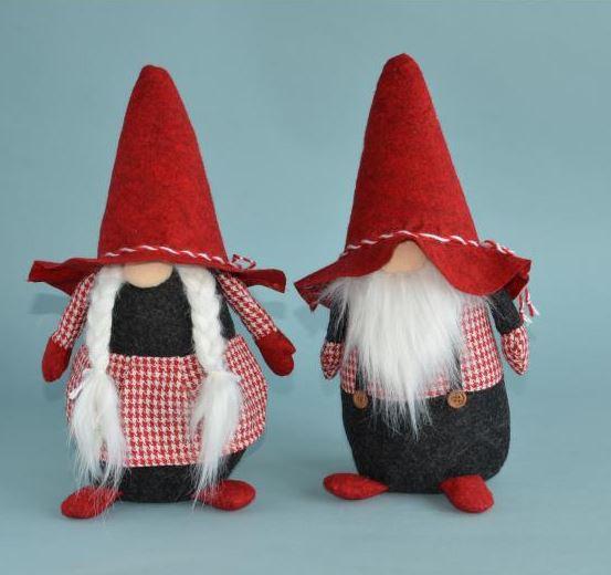 Garden Gnomes- Felt