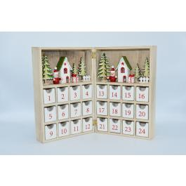 Wooden  – Advent Calendar