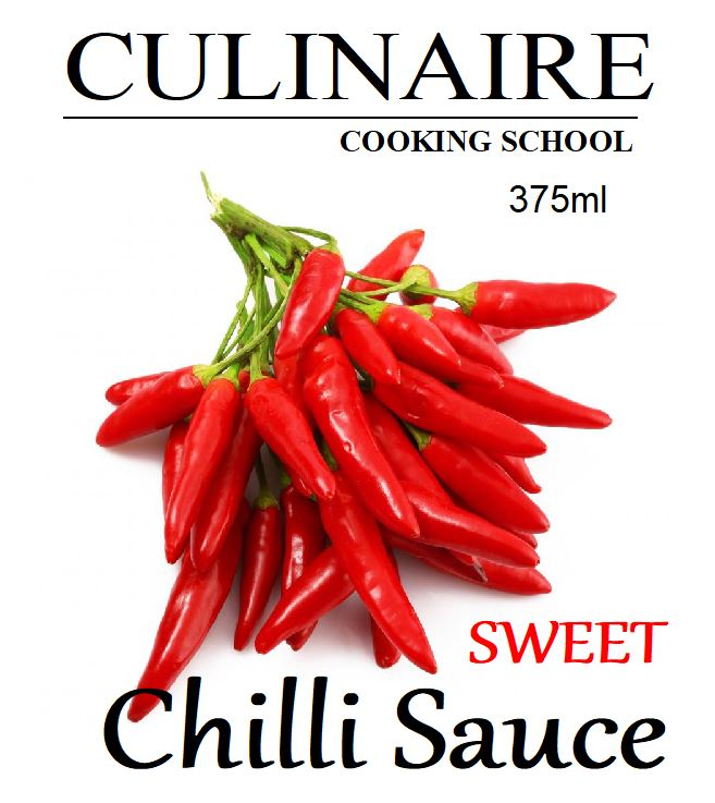 Sauces – Sweet Chilli