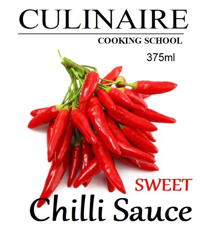 Sauces – Sweet Chilli