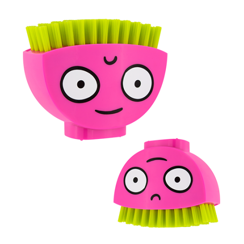 Pylones – Happy Brush – pink