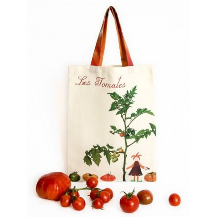 Shopping Bags – Tomato