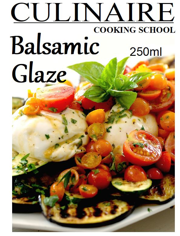 Sauces – Balsamic Glaze