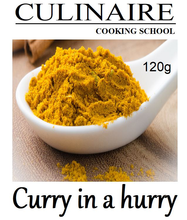 Spice blends – Curry in a Hurry
