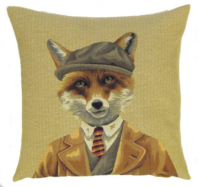 Belgium Cushion – Fox