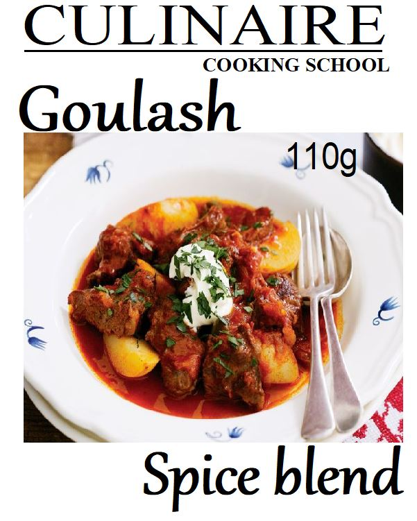 Spice blends – Goulash