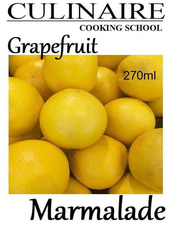 Marmalade – Grapefruit