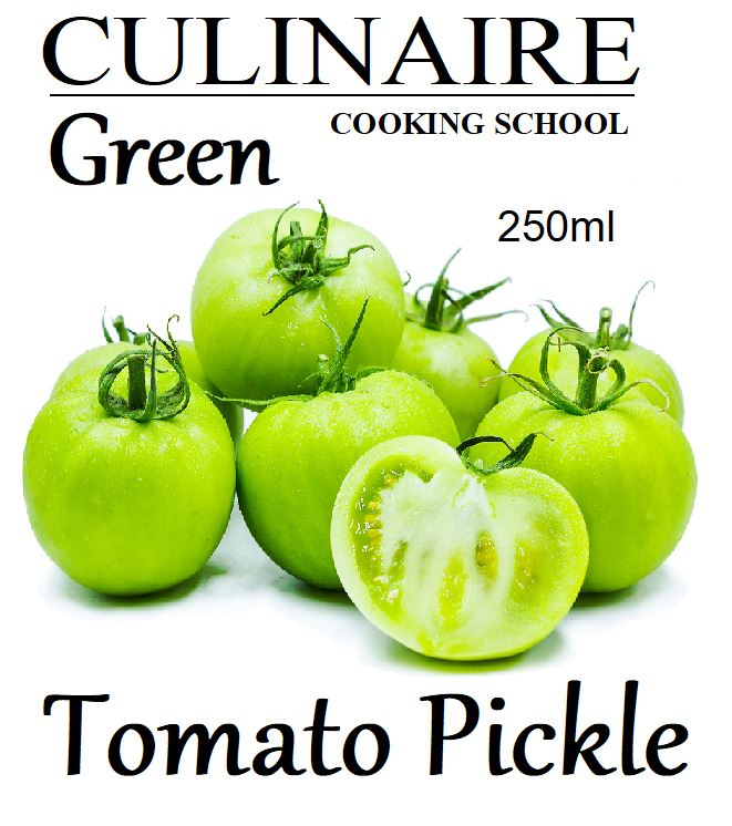 Green Tomato – Pickle