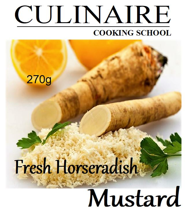 Mustards – Horseradish