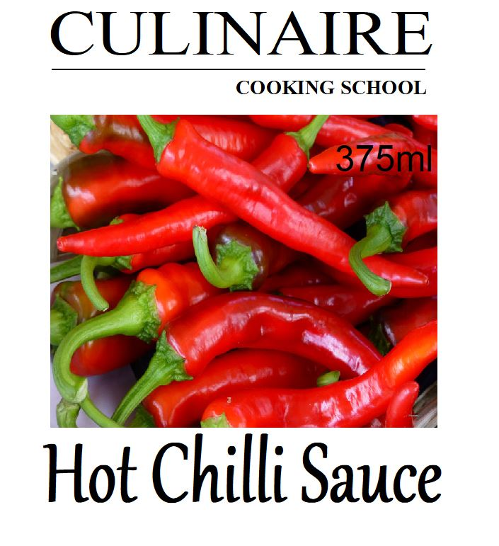 Sauces – Hot Chilli