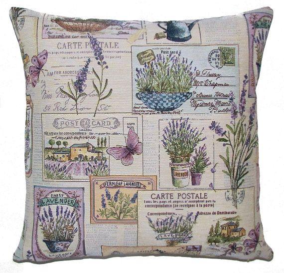 Belgium Cushion – Lavender