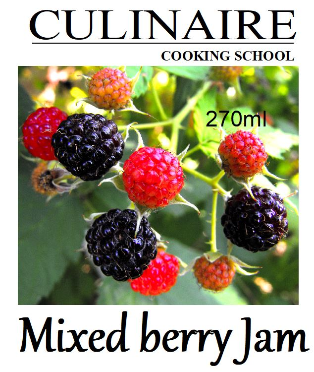 Jam – Mixed Berry