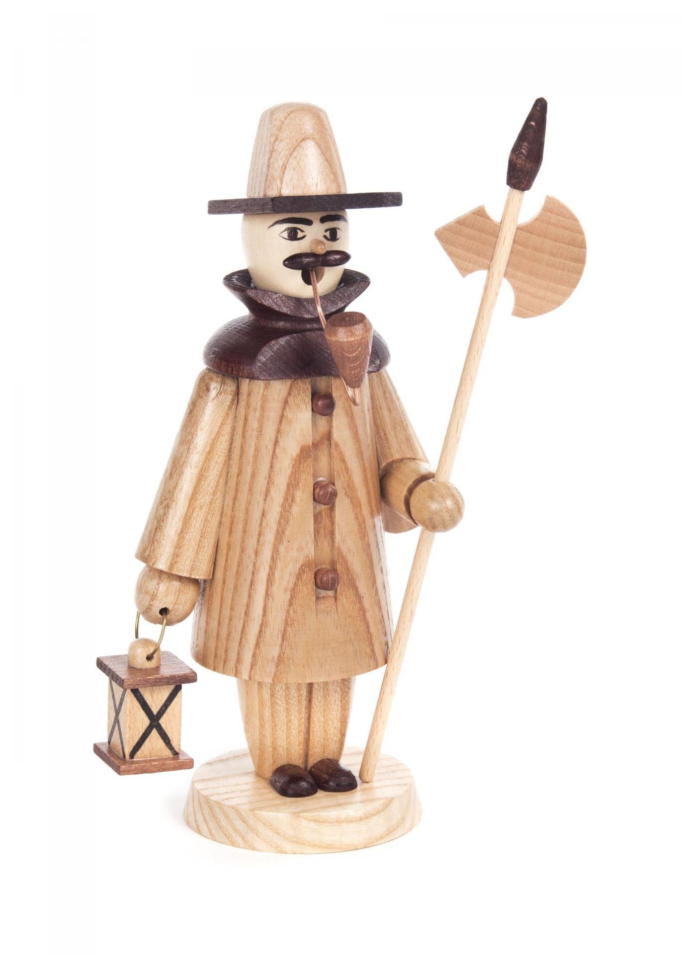 Wooden Figurines – Night Watchman