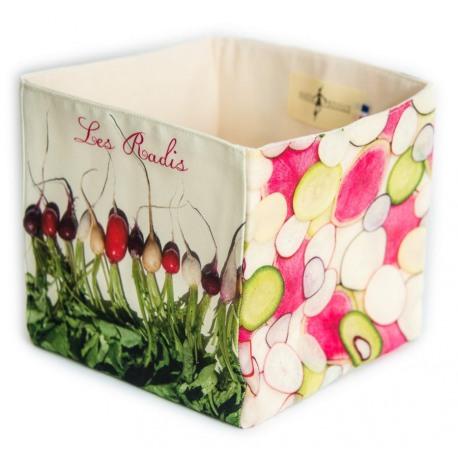 Storage basket – Radish