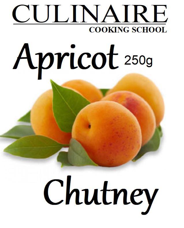 Chutney – Apricot