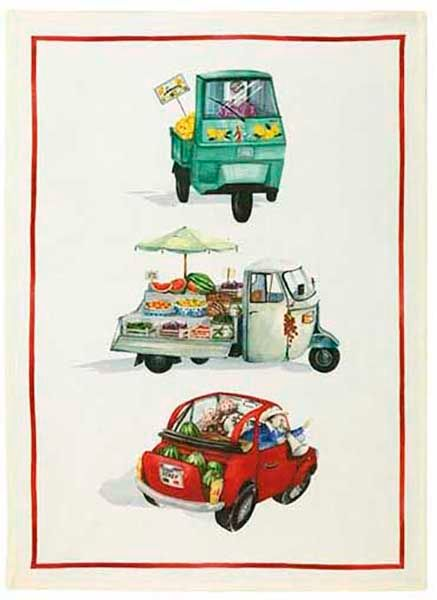 Tea Towels Linen – Beep Beep
