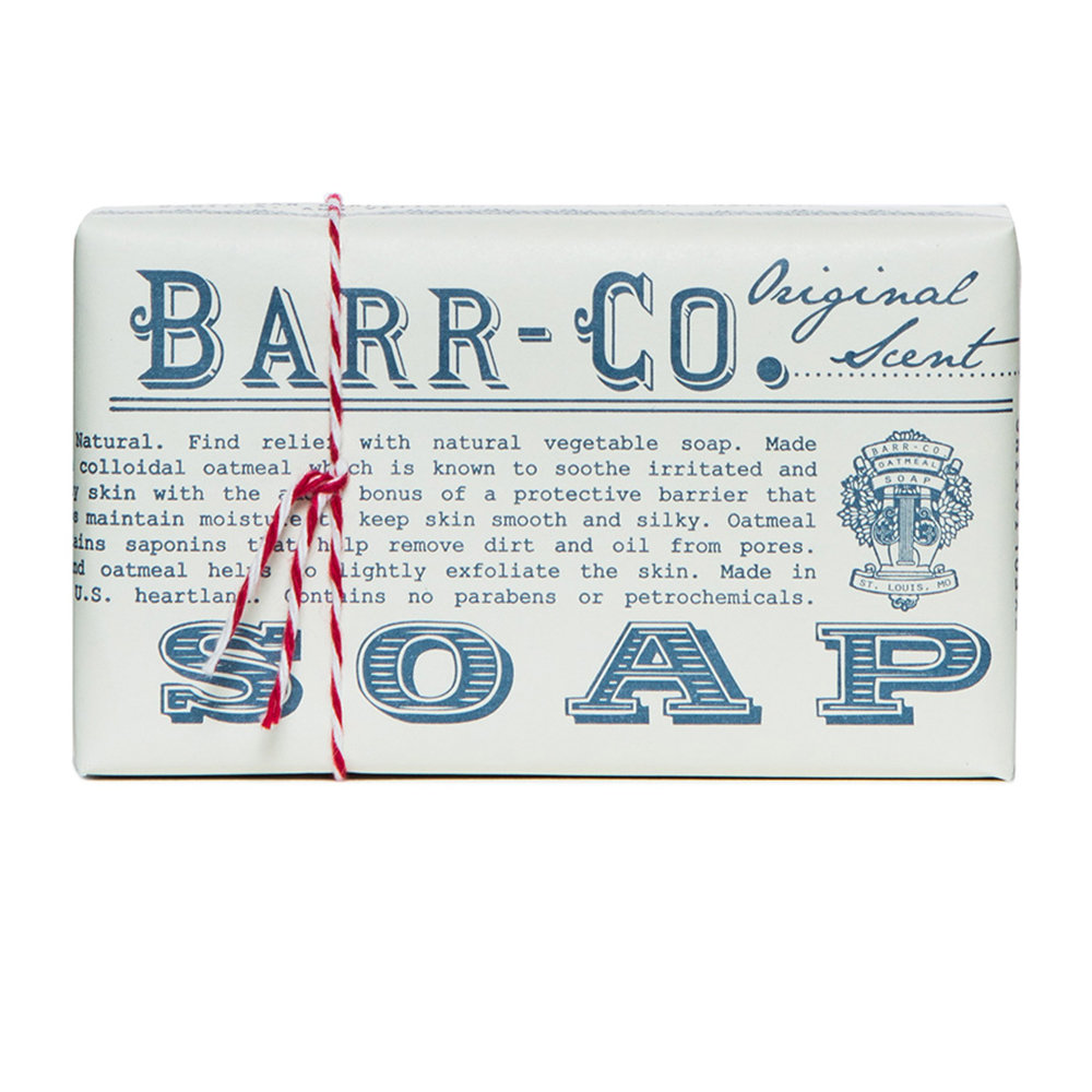 Soaps – Barr-Co – original scent