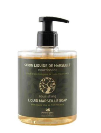 Soaps- liquid from Marseille France olive