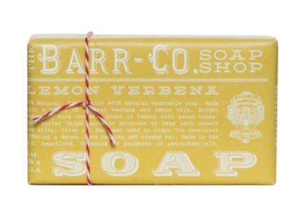 Soaps  Barr-Co – Lemon Verbena