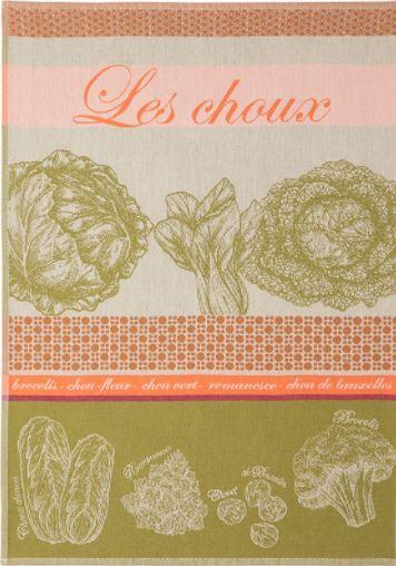 Tea towel- Cotton cabbage