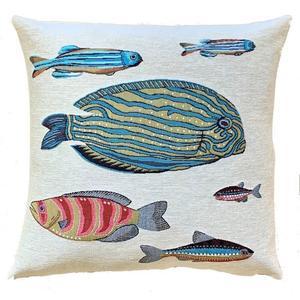 Belgium Cushion – Tropical fish 2
