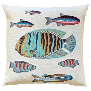 Belgium Cushion – Tropical fish 3