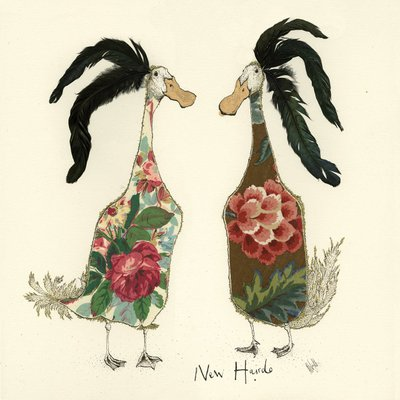 Napkins  Paper – Luncheon – New Hairdo