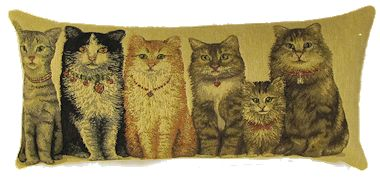 Belgium Cushion – Cats