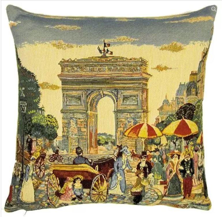 Belgium Cushion – Paris