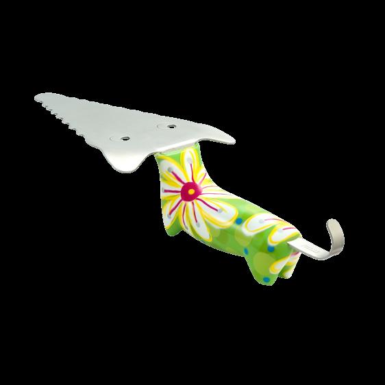 Pylones – Cake Lifter dog – green