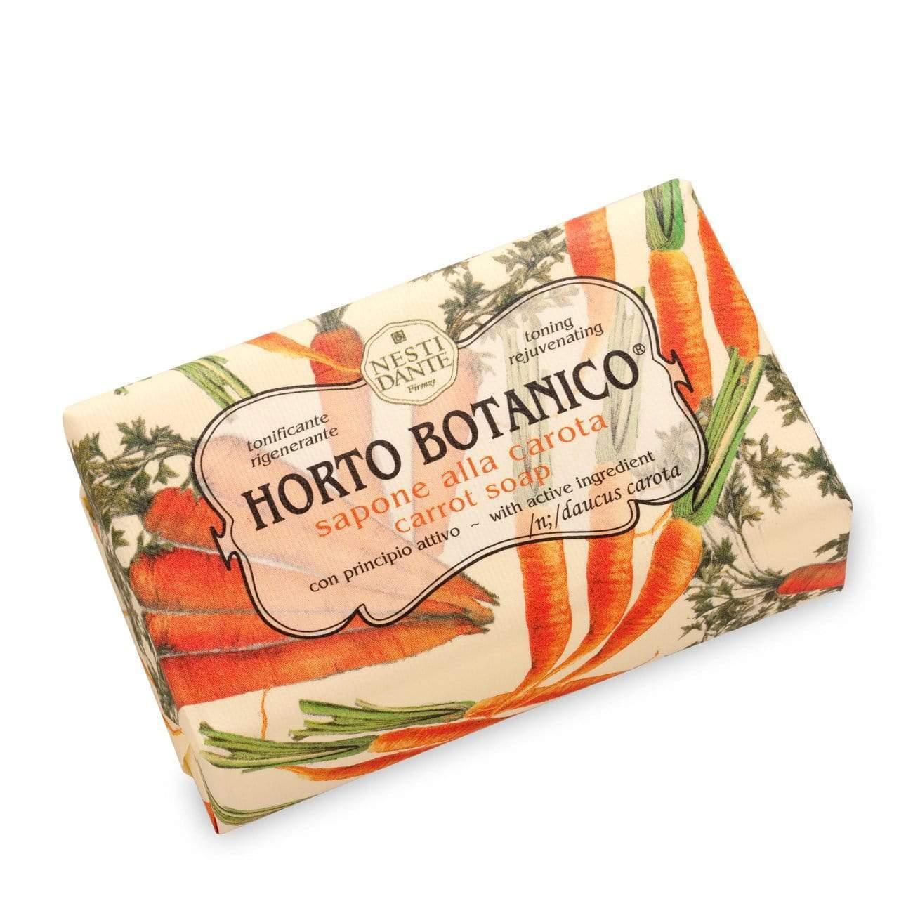 Soaps – Neste Dante carrot soap