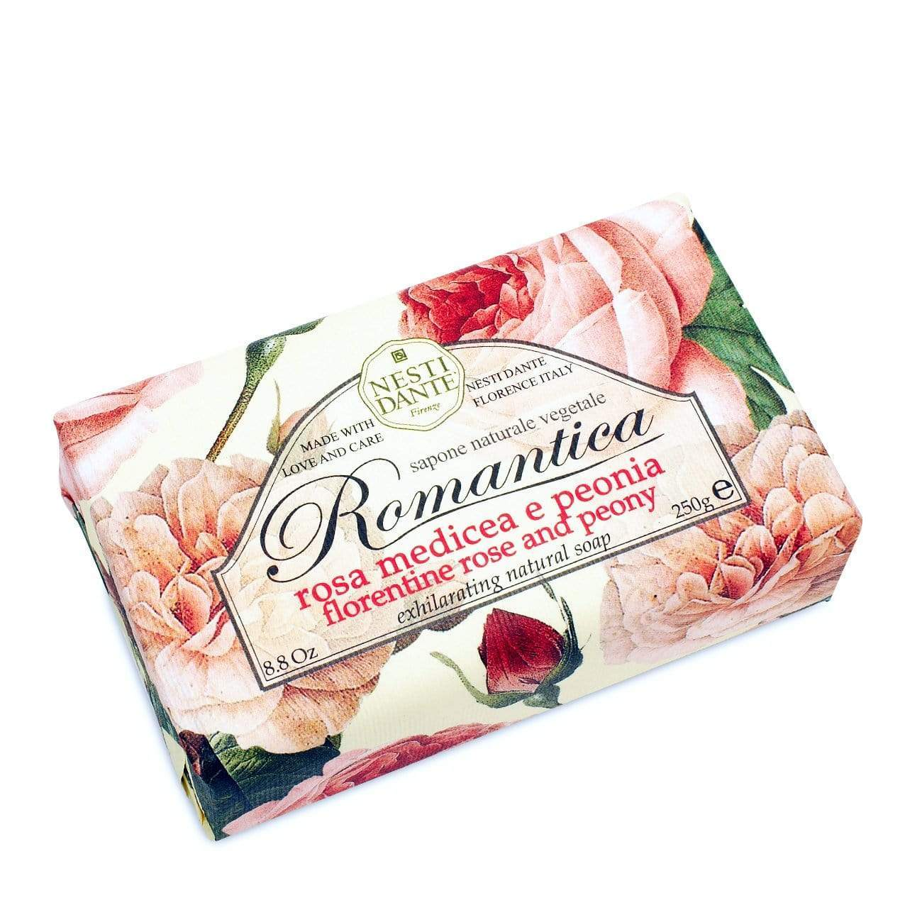 Soaps – Neste Dante rose & peoney