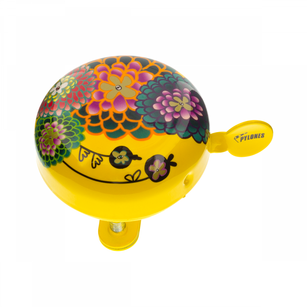 Pylones – bicycle Bell – Yellow