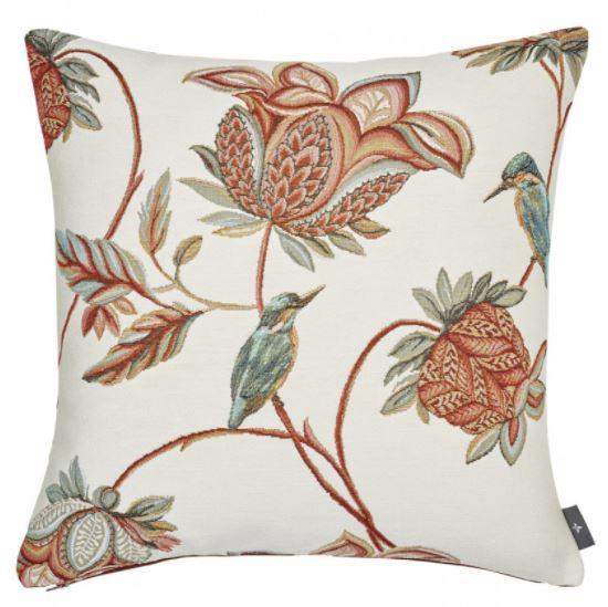 French Cushion – bird